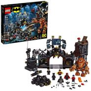LEGODCBatman 76122'Clayface Invasion in die Bathöhle', 1038 Teile, ab 8 Jahren