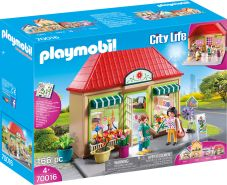 Playmobil City Life 70016 'Mein Blumenladen', 165 Teile, ab 4 Jahren