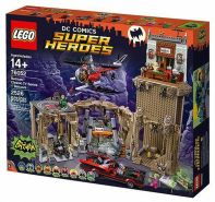 LEGO Super Heroes DC 76052 - Batman: Bathöhle