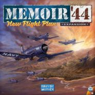 spielsatz Memoir '44 Neuer Flugplan braun
