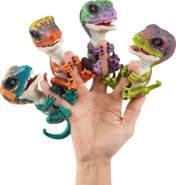 WowWee Fingerlings Dino Baby Velociraptor, sortiert, ab 5 Jahren