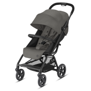 CYBEX Gold 'EEZY S+ 2' Buggy 2021 Black/Soho Grey