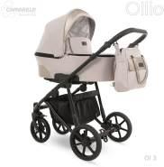 Camarelo Ollio 3in1 Kombikinderwagen Ol 3 beige
