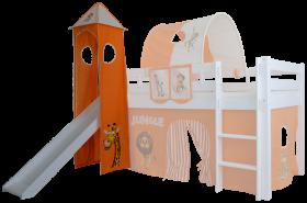 Mobi Furniture Turm Dschungel für Hochbett