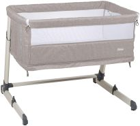 BABYGO 'Together II' Beistellbett beige