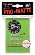 Ultra Pro 84190 Standard Sleeves, Lime Green