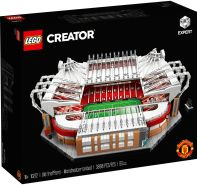 LEGO Creator Expert 10272 'Old Trafford - Manchester United', 3898 Teile, ab 16 Jahren, detailgetreues Set