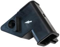 Burley Unisex– Erwachsene Plastikklemme-3091997112 Plastikklemme, Schwarz, One Size