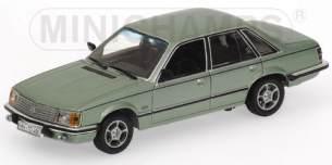 OPEL SENATOR 1980 grün metallic