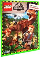 Blue Ocean Jurassic World Lego Sticker (2020) - 1 Album