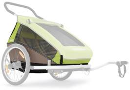 Croozer Body Kid und Kid plus for 2 für 2016