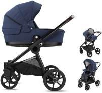 Minigo Groove | 3 in 1 Kombi Kinderwagen | Gelreifen | Farbe: Blue