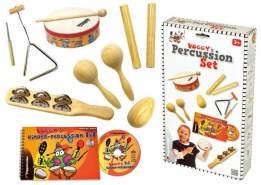 Voggenreiter - 526 - Voggy's Kinder-Percussion-Set