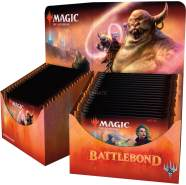 Wizards of the Coast Magic: The Gathering - Battlebond Booster Display englisch
