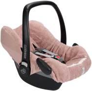 Koeka Baby Autositzbezug Für 3/5 Punktegurt Runa Old Pink One