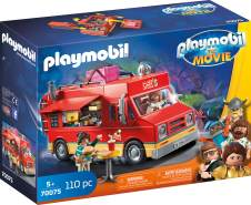 Playmobil The Movie 70075 'Del's Food Truck', 110 Teile, ab 5 Jahren
