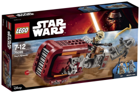 LEGO Star Wars - Reys Speeder 75099
