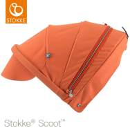 Stokke Scoot Verdeck Orange