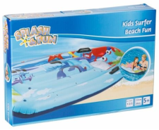 Splash & Fun - Kindersurfer Beach Fun mit Sichtfenster