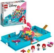 LEGO Disney Princess 43176 'Arielles Märchenbuch', 105 Teile, ab 5 Jahren