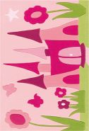Joy 4191 Pink Castle 90x150 cm