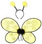 Bienenflügel-Set für Kinder