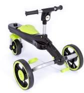 United Kids 13015-07 - Dreirad / Trike Alien im coolen Design, grün