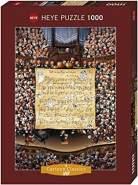 Heye - Standardpuzzle 1000 Teile - Loup, Score