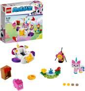Lego Unikitty! 41451 'Einhorn-Kittys Wolkenauto', 126 Teile, ab 5 Jahren
