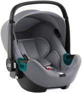 Britax Römer 'BABY-SAFE iSENSE' Babyschale 2021 BR Frost Grey, 0 bis 13 kg (Gruppe 0+)