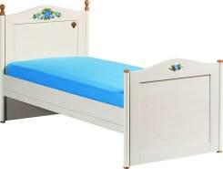 Cilek FLORA Kinderbett Bett 120x200cm Kinderzimmer Birke hell mit