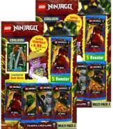 LEGO Ninjago - Serie 6 Trading Cards -Alle 2 Multipacks - Version 2