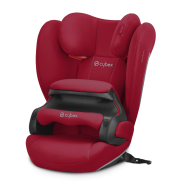 Cybex Silver 'Pallas B-Fix' Kindersitz 2020 Dynamic Red Gruppe 1/2/3
