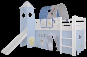 Mobi Furniture Tunnel Space für Hochbett