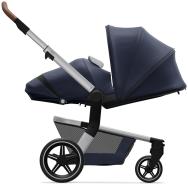 Joolz 'Hub+' Kombikinderwagen 2in1 2021 Classic Blue inkl. Babykokon