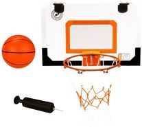 New Port Mini-Basketball-Set mit Korb, Ball und Pumpe 16NA