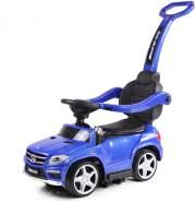 Siva Slider Car 4in1 Mercedes-Benz GL63 AMG blau MP3 6V