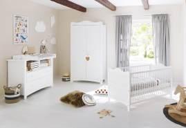 Pinolino 'Florentina' 3-tlg. Kinderzimmer extrabreit