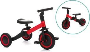 Dreirad rot-schwarz