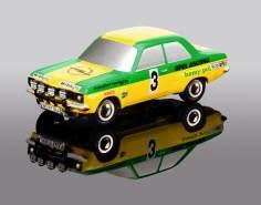 Piccolo Opel Ascona A Rally Irmscher 1973