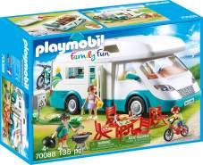 Playmobil Family Fun 70088 'Familien-Wohnmobil', 135 Teile, ab 4 Jahren