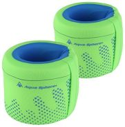 Aqua Lung Schwimmhilfe Arm Floats fluo green-light blue Large