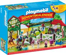 PLAYMOBIL - Adventskalender Reiterhof 9262