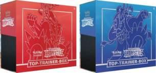 Pokémon Schwert & Schild - Kampfstile Top Trainer Box, 1 Stück, 2-fach sortiert