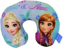 Disney Frozen Nackenkissen Reisekissen Elsa und Anna 28 x 33 cm