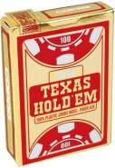 spielkarten Poker Texas rot