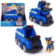 Ultimate Rescue | Auswahl Fahrzeuge mit beweglicher Spiel-Figur | Paw Patrol Chase Polizeiauto