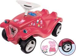 BIG Bobby-Car BIG 'Peppa Pig' Limitierte Sonderedition, Rosa