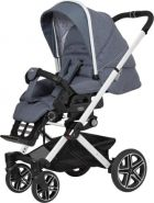 Hartan 'Vip GTS' Buggy Lovely Denim - Gestellfarbe Weiss, 2021