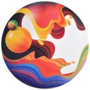 faltbare Frisbee WingmanArt 15 cm Silikon